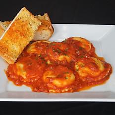 #7 Ravioli al Pomodoro