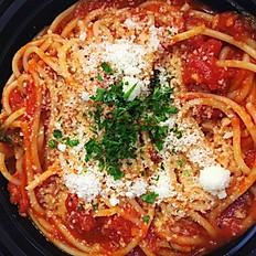#3 Spaghetti Al Pomodoro