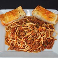 #4 Spaghetti Alla Bolognese
