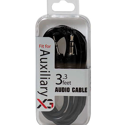 455 - AUDIO AUXILIARY CABLES