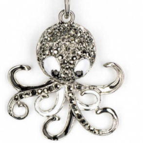 OCTOPUS BLACK AND WHITE KC239