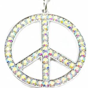 PEACE SIGN KC178