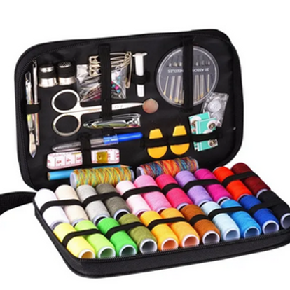 TRAVEL SEWING KIT - 97 PIECES