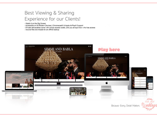 Viewing & Sharing Experience
