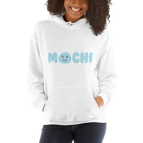 Women Hoodie   Mochi Blue
