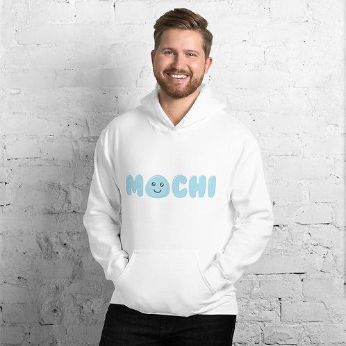 Men Hoodie | Mochi Blue