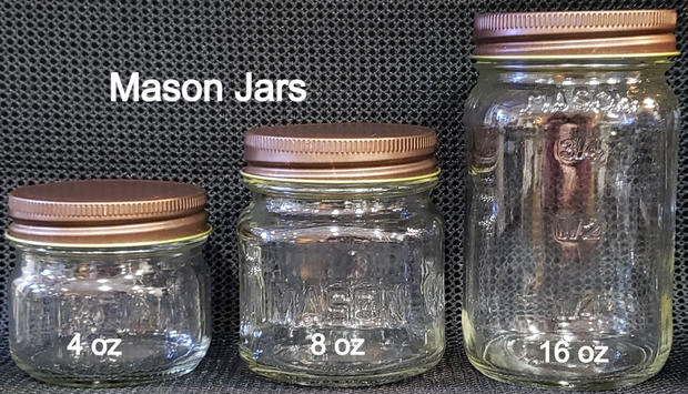 Mason Jar Collection