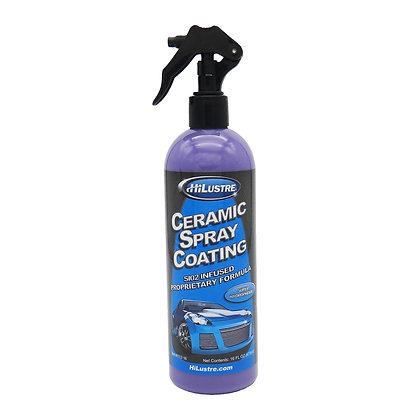 Ceramic Spray Coating