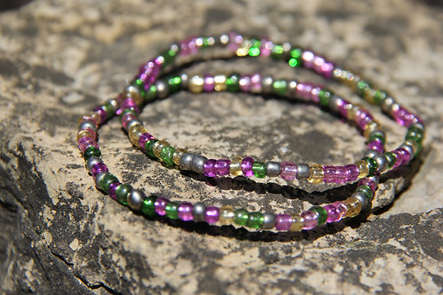 Love of Colour Sparkle Mix Anklet