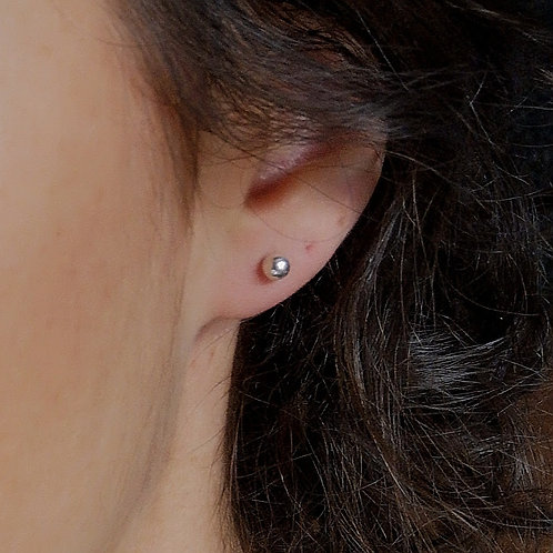 Boucles d'oreilles Boules