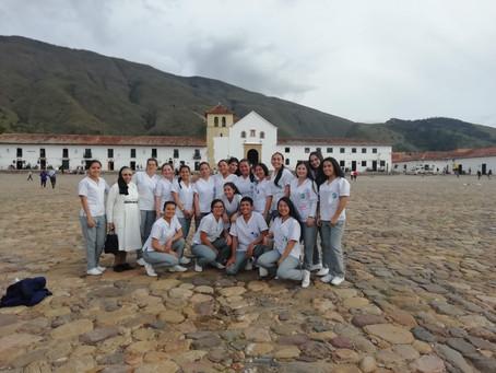 Practica formativa en Villa de Leyva - Boyacá