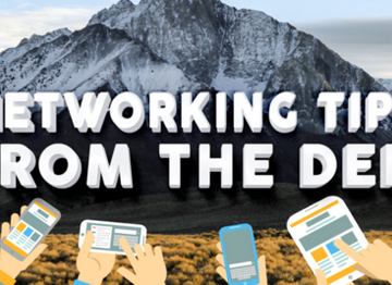 Networking Tips from the Den