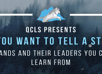 So You Want to Tell a Story: Brands and their Leaders you can Learn From