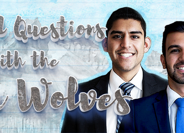 Candid Questions with the Alpha Wolves