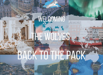 Welcoming The Wolves Back To The Pack