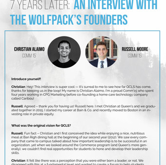 7 Years Later: An Interview With The Wolfpack's Founders