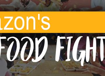 Amazon's Food Fight