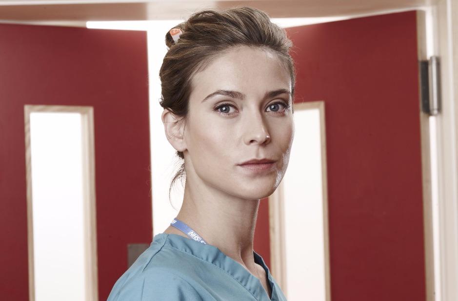 Charlotte Salt returns to Casualty as Sam Nicholls
