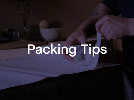 Richard Healey Removals - 10 Packing Tips