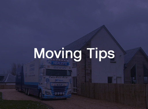 Richard Healey Removals - 10 Moving Tips