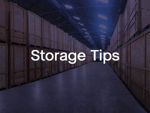 Richard Healey Removals - 10 Storage Tips