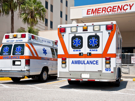 You Need an  Ambulance. Will Medicare Deny Coverage?