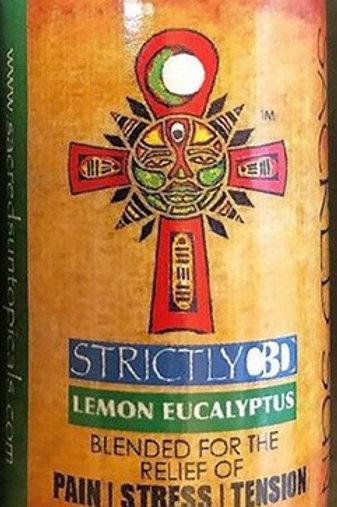 Strictly CBD Oil Lemon Eucalyptus