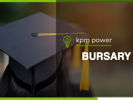 KPM Power Creates Bursary and Provides Financial Support for Equity-Focussed Programming