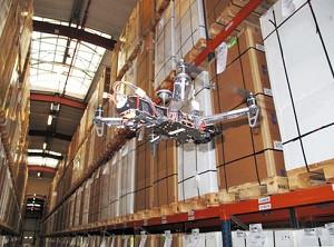 Walmart utiliza drones para controle de estoques