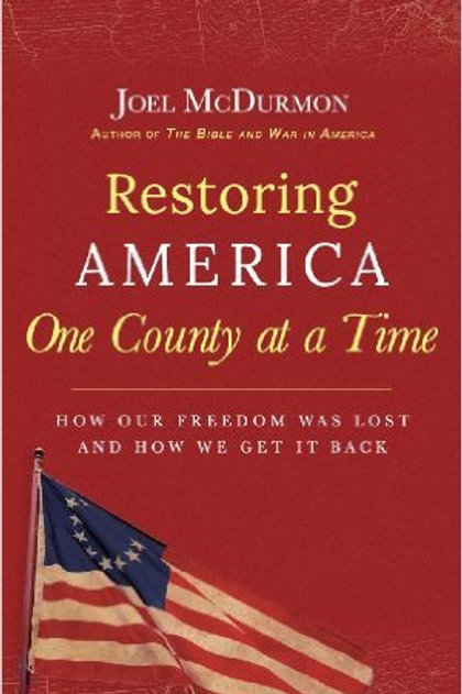 Restoring America:  One County at at Time