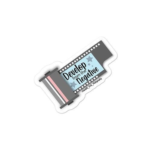 Develop Film - Sticker