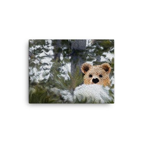 Bear A Resemblance - Canvas