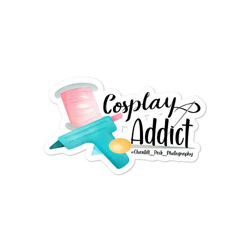 Cosplay Addict - stickers