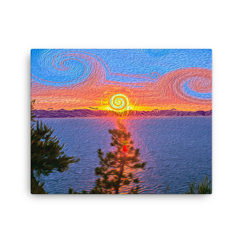 Tahoe Dreaming - Canvas