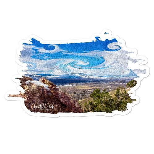 Reno Overlook - Sticker