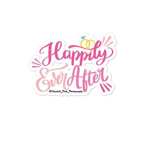 Happily Ever After- stickers