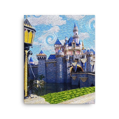 Once Upon a time - Canvas