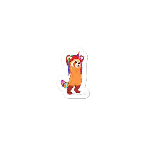 Party Panda - Sticker
