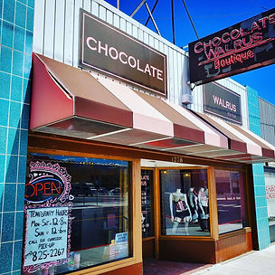 Chocolate Walrus Boutique, Reno Nevada