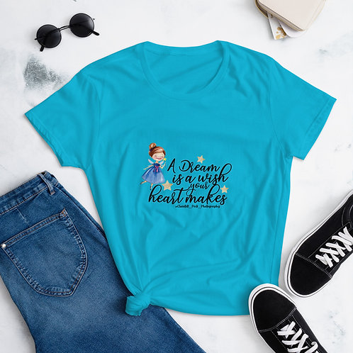Make a wish - t-shirt