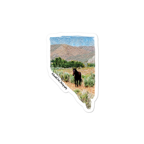 Home means Nevada - stickers