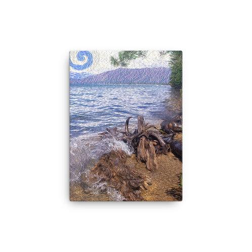 Waterlogged - Canvas