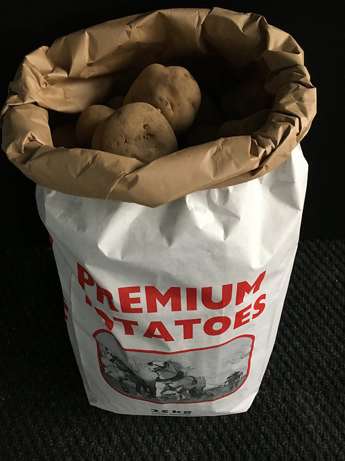 25kg Sack of Agria Potatoes