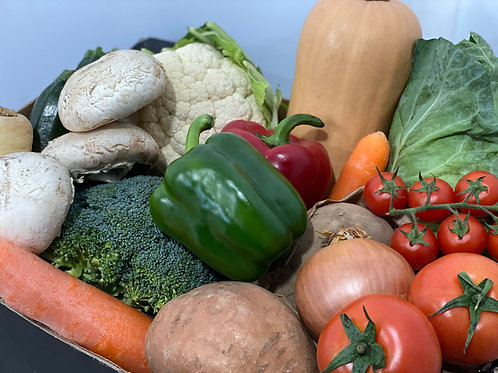 Large Seasonal Veg Box