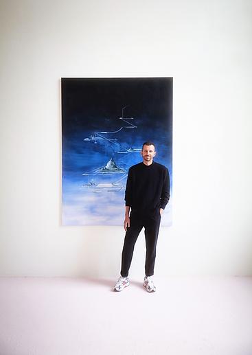 Tom Messavilla, Malerei, Kunst, Akademie der Bildenden Künste München