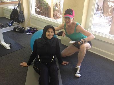 Atlanta Fitness Trainer 30328