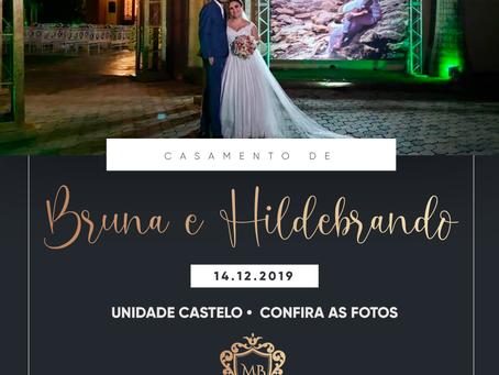 Casamento de Bruna e Hildebrando