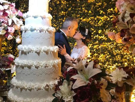 Casamento De Patrícia e Rubens