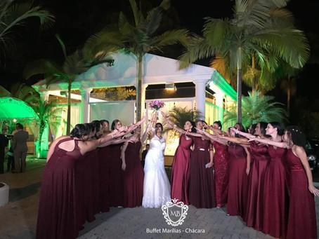 Casamento De Lara e Willian
