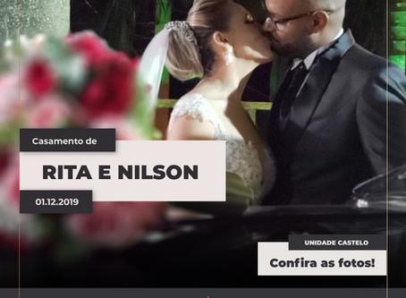 Casamento de Rita e Nilson